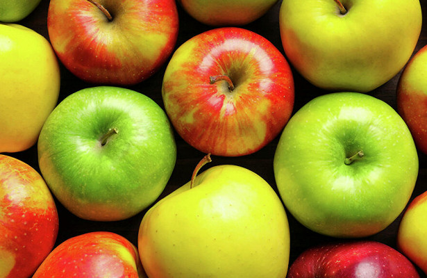 Ученые доказали пользу яблок длямозга