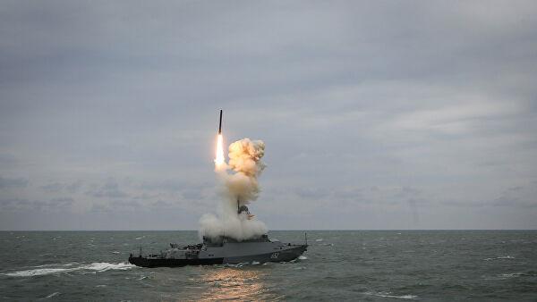 «Циркон» обеспечит доминирование России наморе