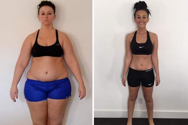 Как сбросить лишний вес 30 кг
