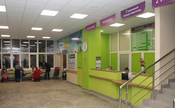 Впермской детской поликлинике № 6удвоилось число принимаемых пациентов позаписи