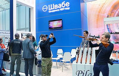 «Швабе» получил более 70предложений опоставке продукции наARMS & Hunting 2016