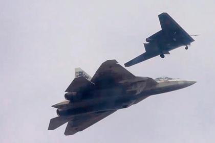 Ведомым Су-57поуправляют на2миллиарда рублей