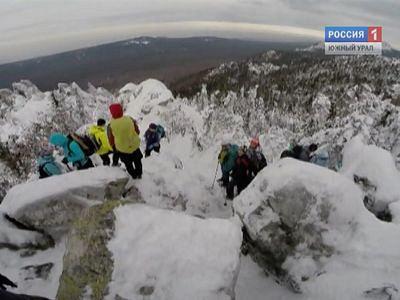 Спасатели выручили туристов вгорах Южного Урала