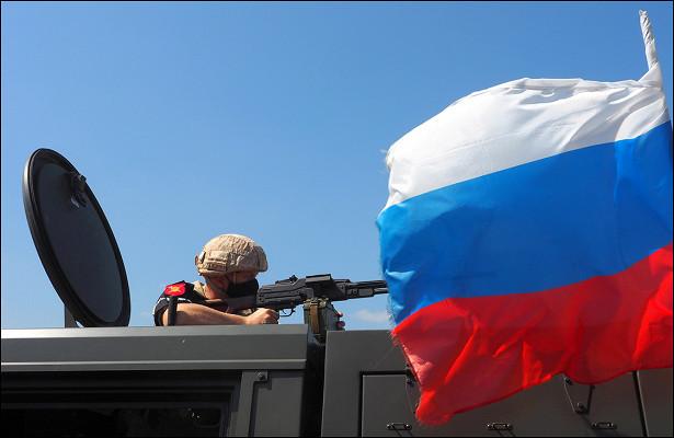 Российские военные отразили атаку наавиабазу Хмеймим вСирии