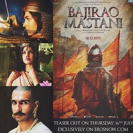 Bajirao Mastani 2015 Full Movie Hd - Download HD