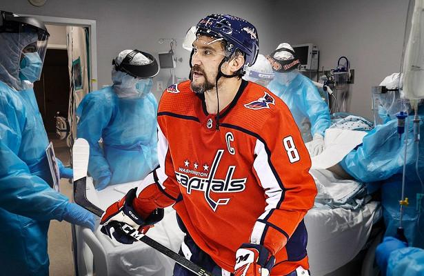 100тысяч заразившихся задень: сезон НХЛмогут отменить