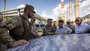 Украина намерена вернуть контроль надграницей сРФвДонбассе