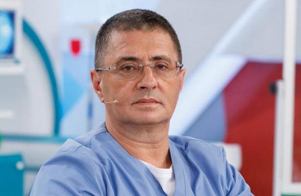 Мясников ответил на«страшилки» окоронавирусе