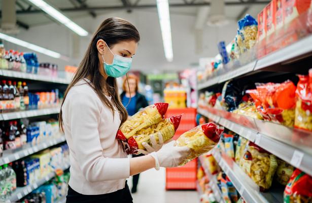 Названы продукты, которые надо исключить впандемию