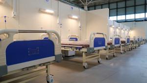 ВПетербурге освободилась четверть коронавирусных коек