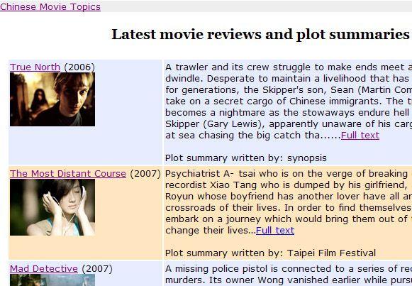 Write my english film reviews