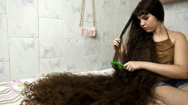 Домашние рецепты чтобы волосы росли быстрее
