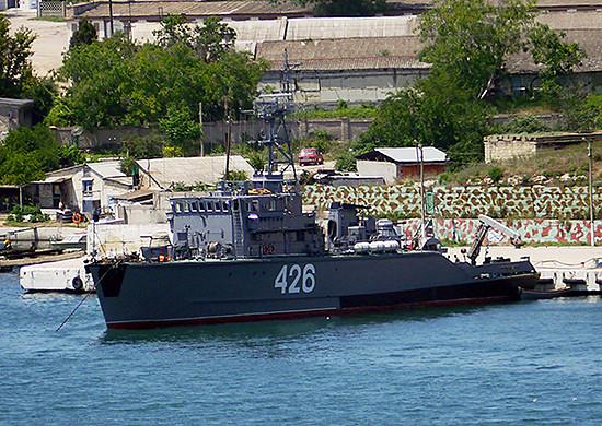 ВНовороссийске отметили День корабля натральщике «Минеральные Воды»