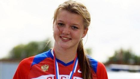 Тверская легкоатлетка Алена Бугакова завоевала золото начемпионате России