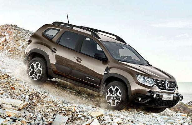 Новый Renault Duster дляРоссии проверили набезопасность