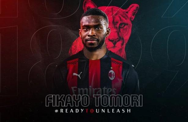 Томори направах аренды перешел из«Челси» в«Милан»
