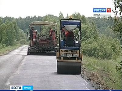16районов Омской области ждут новых дорог