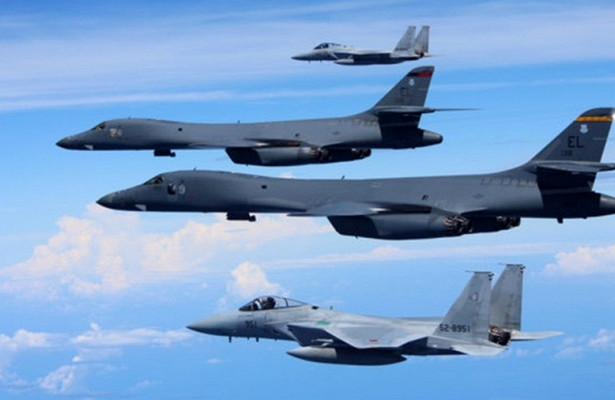 СШАразместят бомбардировщики усеверных границ России