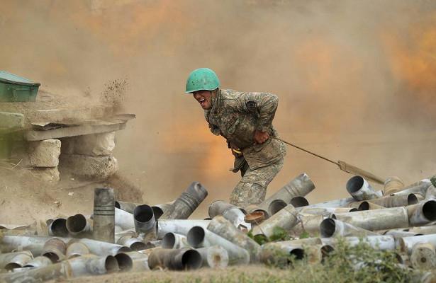 Военные Азербайджана напали нароссиян