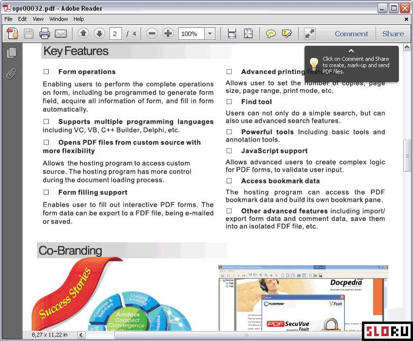 Adobe PDF Reader Download - PC RIVER