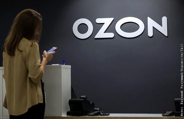 Ozon запустил экспресс-доставку готовой еды