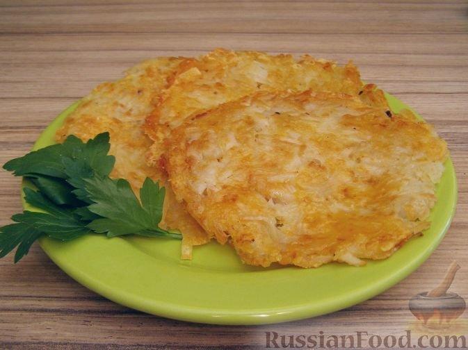Рецепт с сыром быстро