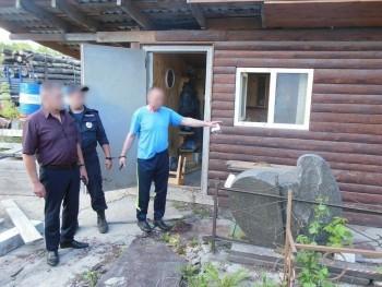 ВКалужской области нездоровый предприниматель убил работника