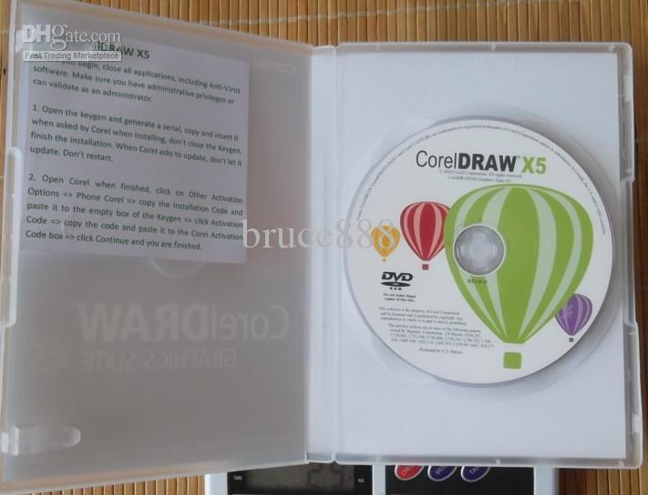 corel draw x5 portable rar