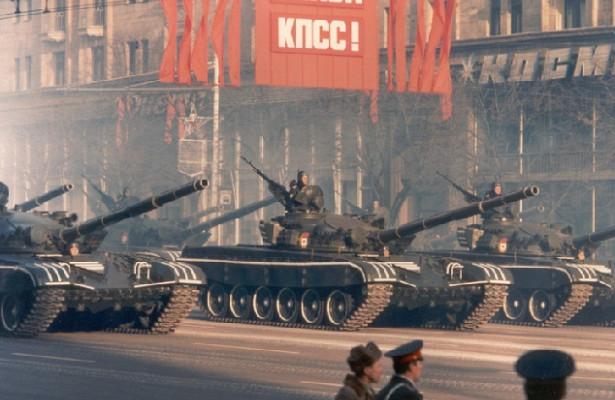 Когда армия СССР была намного сильнее американской