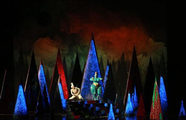 Детская опера «Волшебная лампа Аладдина»