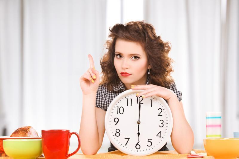Можно ли сбросить вес если не есть после 6 вечера
