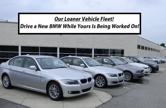 Irvine bmw loaner cars