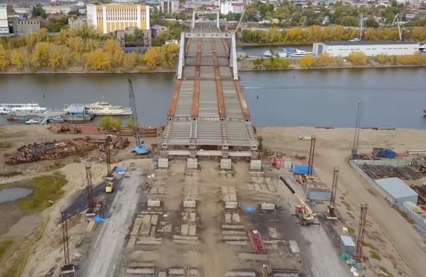 Меркушкинский, Засекинский, Пенсионный: выбираем новое название дляФрунзенского моста