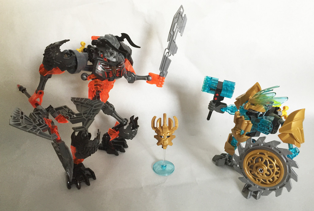 Bionicle skull grinder release date