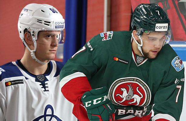 Хоккеисты изкоманд Континентальной лиги, которым нужен обмен