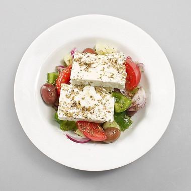 Рецепт Настоящий греческий салат