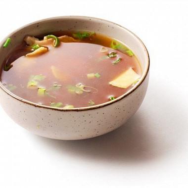 Рецепт Японский рыбный бульон умеван