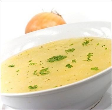 Рецепт Овощной бульон (Court bouillon)