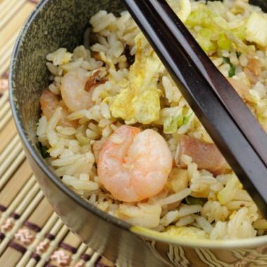 Рецепт Риспо‑китайски сморепродуктами