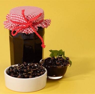 Рецепт Варенье изчерной смородины