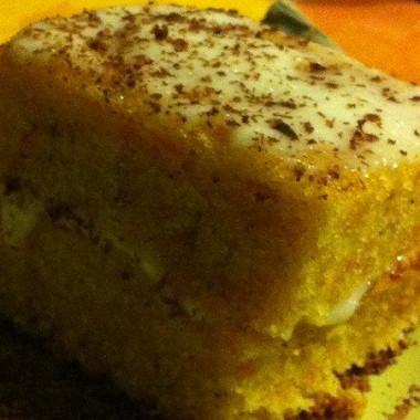 Рецепт Американский морковный торт