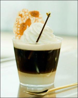Рецепт Апельсиновый бельгийский кофе