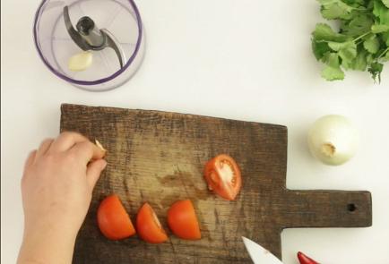 Фото приготовления рецепта: Гуакамоле - шаг 1