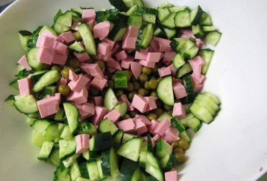 салат оливье по древнерусскому рецепту