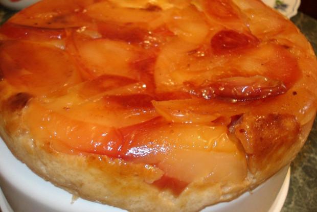 Рецепт для мультиварки с яблоками