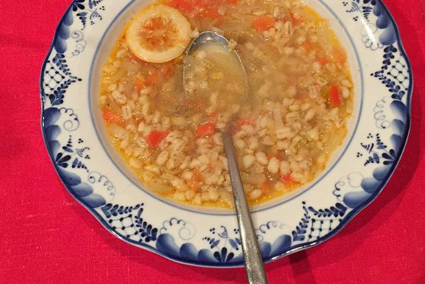 Облегченный вариант супа харчо при диабете рецепт – меню при ...