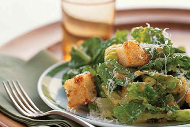 классическая заправка для салата цезарь рецепт