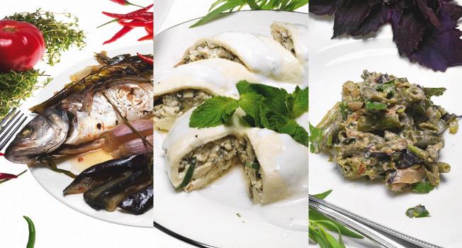 6 грузинских блюд