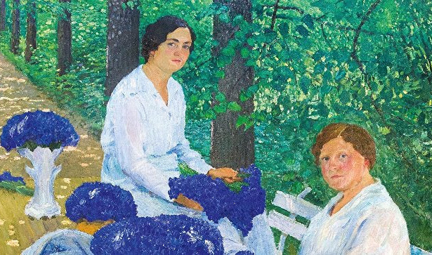 ВМузее русского импрессионизма пройдет выставка «Жены»