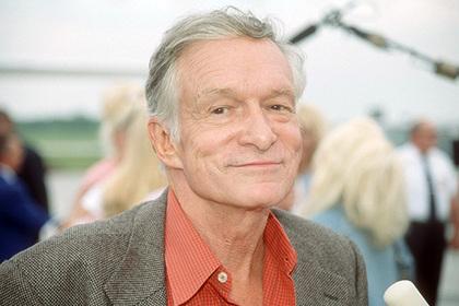 Раскрыта причина смерти основателя Playboy